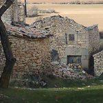 Un ejemplo de pueblo abandonado, Torrecilla del Ducado en Guadalajara. Fotografía de pueblosabandonados.com