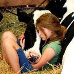 Amor hacia los animales... uno de los motivos para ser vegetariano