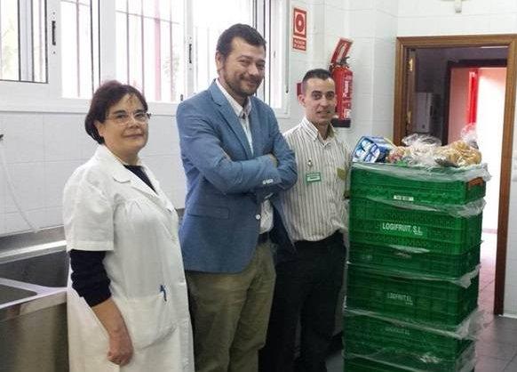 Mercadona colabora con el comedor de la Casa de Acogida Madre del ...