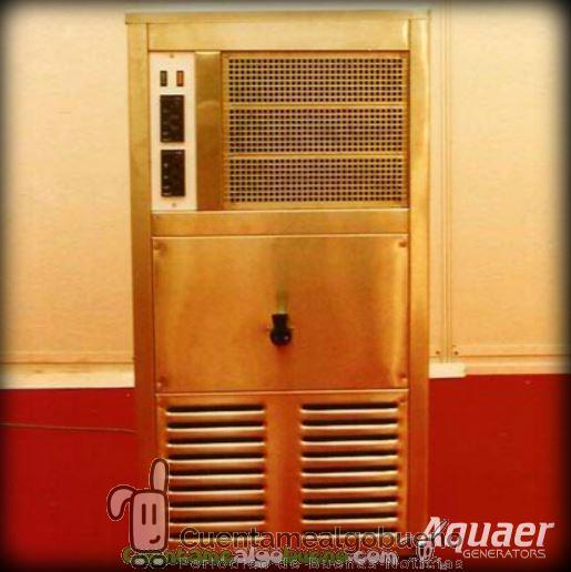 Uno de los generadores de Aquaer.