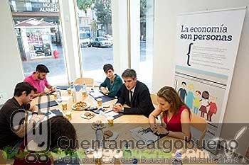 Nueva oficina de triodos bank en m laga cuentamealgobueno - Oficina de extranjeria malaga ...