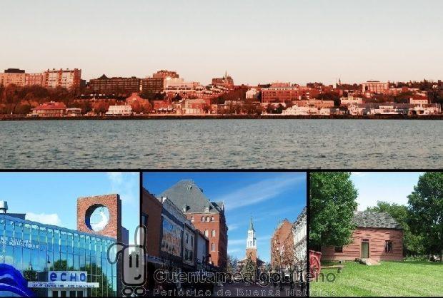 Burlington se ha convertido en la primera ciudad de Estados Unidos alimentada sólo por energías renovables. Foto: Wikimedia Commons.