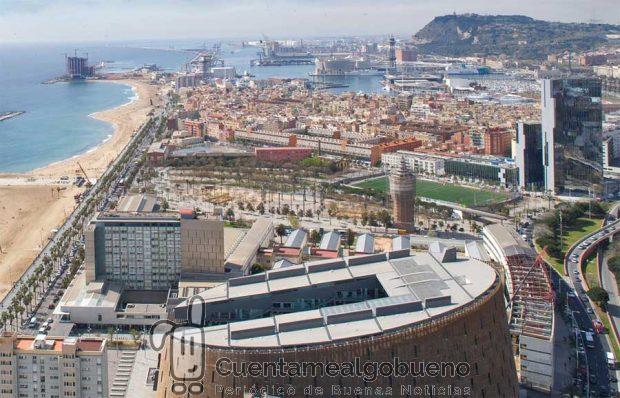 La nueva sede del EMBL de Barcelona se situará en el Parque de Investigación Biomédica de Barcelona.