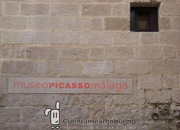 Museo Picasso Málaga. Foto de Clive.