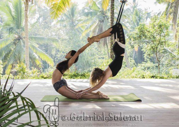 Fly High Yoga, de Pedro Gabriel Salazar.
