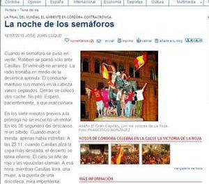 España entera se echa a la calle