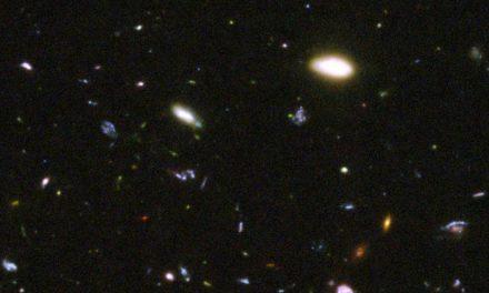 Descubierta la Galaxia más lejana
