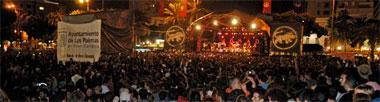 Festival WOMAD 2010 en Las Palmas de Gran Canaria