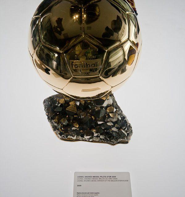 Dos españoles lucharán por el balón de oro