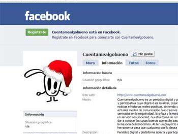 facebook.com/cuentamealgobueno