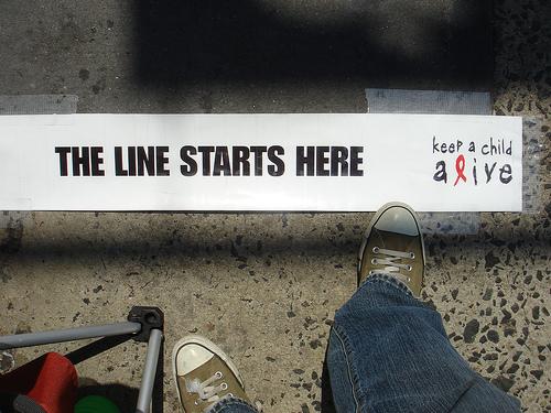 Alicia Keys, Lady Gaga y otros famosos permanecerán en silencio por la lucha contra el SIDA