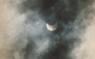 Mañana habrá un eclipse de sol