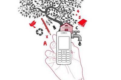 Convierte tus móviles antiguos en ayuda humanitaria
