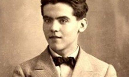 Descubren el original de un poema de Lorca en una biblioteca del congreso de EE.UU.