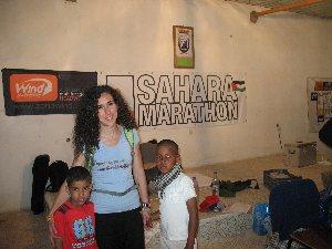 El Maratón Solidario del Sahara
