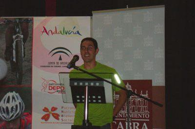 Presentación de KM Solidario 8 Días 8 Cumbres
