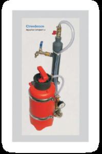 Equipo de filtración de agua portátil de HS Group