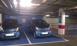 Cochele - coches eléctricos de alquiler en Sevilla