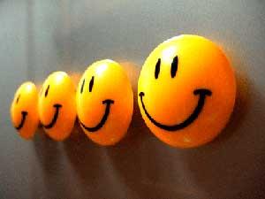 La felicidad mejora nuestra salud