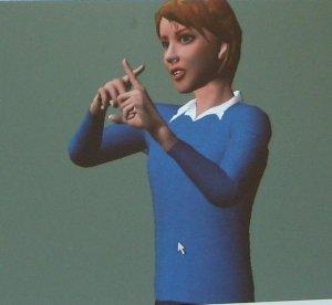 Inician el desarrollo de un intérprete de lenguaje de signos virtual