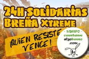 Cuentamealgobueno confirma su participación en el II Desafío Solidario Breña Xtreme