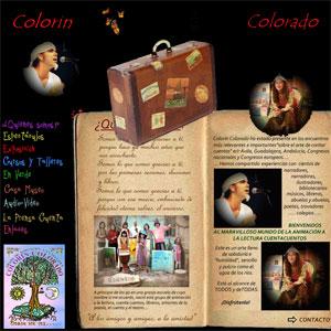 Grupo de animación a la lectura Colorín Colorado