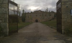 El Palacio de Huérmeces en Burgos