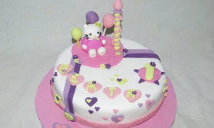 Hazlo Especial… tartas de cumpleaños con mucho encanto