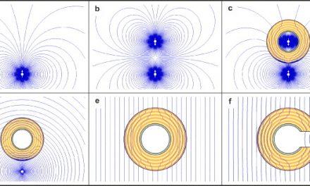 Inventan un anti-imán que esconde cualquier campo magnético