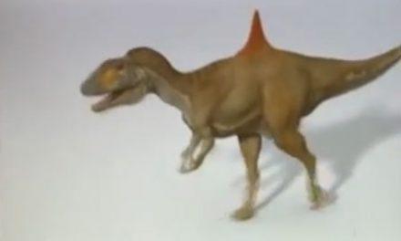 El dinosaurio Pepito podrá verse en Granada