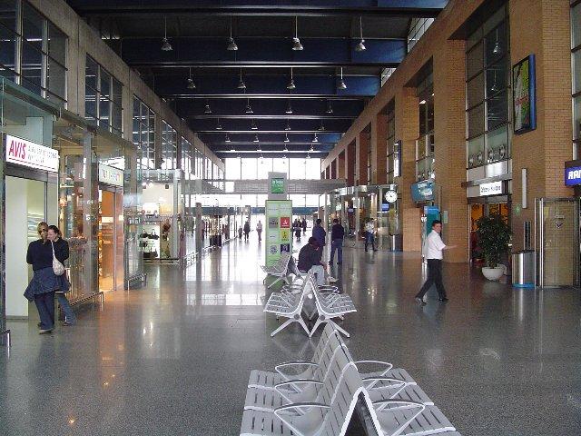 Jornada de cuentacuentos en la estación de Córdoba