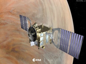 Venus también tiene capa de ozono