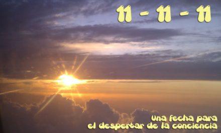 11-11-11 Once ejemplos de personas que están haciendo algo bueno