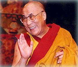 Tenzin Gyatso El XIV Dalai Lama… Promoviendo los derechos humanos