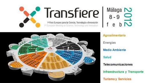 Foro Transfiere Málaga 2012