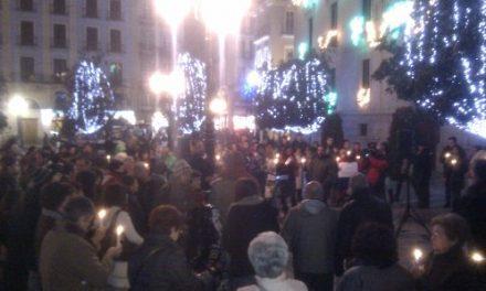 Granada alumbra los derechos humanos