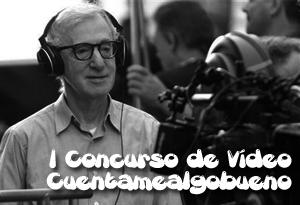 El concurso de Vídeo de Cuentamealgobueno contará con un participante estelar