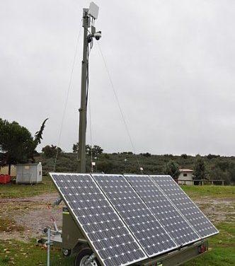 Sistema Móvil de Monitorización del Medio Natural