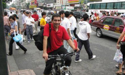 El Alcalde Solidario termina su vuelta al mundo