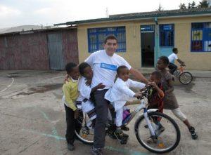 El Alcalde Solidario completa la vuelta al mundo