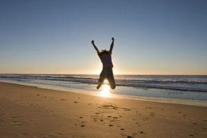 Felicidad - Foto de archivo