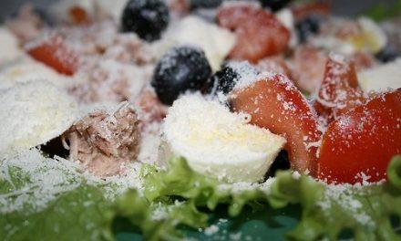 Dieta mediterránea con Q10 = garantía de longevidad