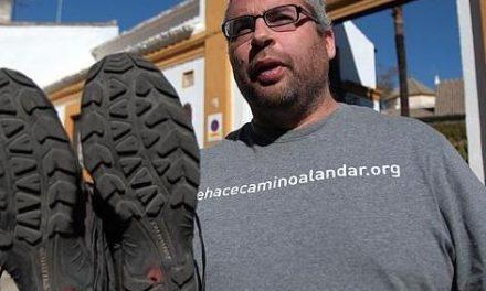 Recorrerá media España y recaudará los kilos que pierda