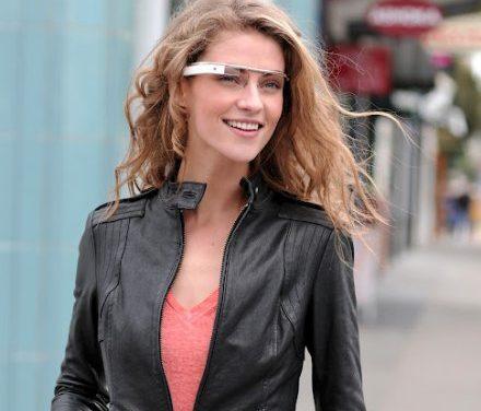 Las gafas de realidad aumentada de Google