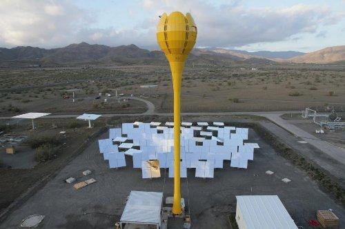 La primera planta de concentración solar híbrida de Europa