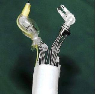 Un robot cangrejo para luchar contra el cáncer