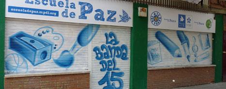 La Escuela de Paz en Madrid