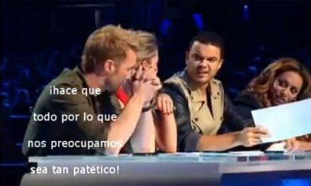 Emmanuel demuestra lo mejor del ser humano en Factor X