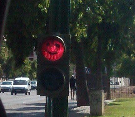 El Semáforo Feliz