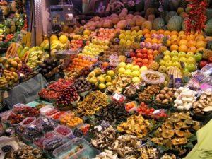 Las frutas, alimento anticáncer